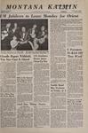 Montana Kaimin, November 3, 1967