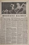 Montana Kaimin, November 7, 1967