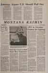 Montana Kaimin, November 14, 1967