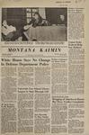 Montana Kaimin, November 29, 1967