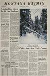Montana Kaimin, December 8, 1967