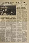 Montana Kaimin, January 4, 1968