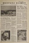 Montana Kaimin, January 5, 1968