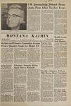 Montana Kaimin, January 10, 1968