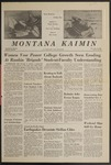 Montana Kaimin, January 16, 1968