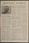 Montana Kaimin, January 24, 1968