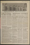 Montana Kaimin, January 25, 1968