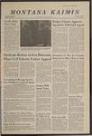 Montana Kaimin, January 31, 1968