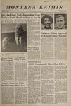 Montana Kaimin, February 1, 1968