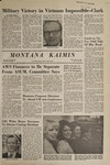 Montana Kaimin, February 14, 1968