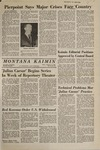 Montana Kaimin, February 15, 1968