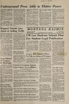Montana Kaimin, February 28, 1968