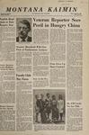 Montana Kaimin, March 28, 1968