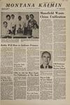 Montana Kaimin, March 29, 1968