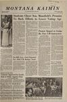 Montana Kaimin, April 2, 1968