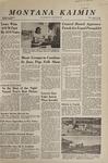 Montana Kaimin, April 11, 1968