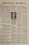 Montana Kaimin, April 17, 1968
