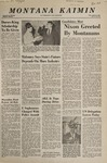 Montana Kaimin, April 23, 1968
