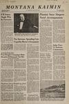 Montana Kaimin, April 30, 1968