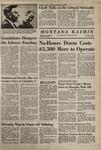 Montana Kaimin, May 3, 1968