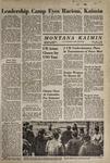 Montana Kaimin, May 7, 1968