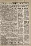 Montana Kaimin, May 9, 1968