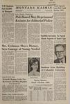 Montana Kaimin, May 22, 1968
