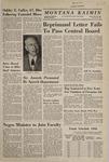 Montana Kaimin, May 23, 1968