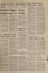 Montana Kaimin, October 3, 1968