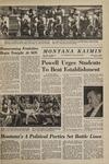 Montana Kaimin, October 4, 1968