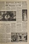 Montana Kaimin, October 8, 1968