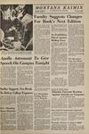 Montana Kaimin, October 9, 1968