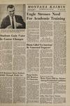 Montana Kaimin, October 10, 1968