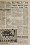 Montana Kaimin, October 16, 1968