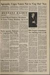 Montana Kaimin, October 24, 1968