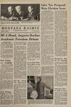Montana Kaimin, October 25, 1968
