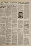 Montana Kaimin, November 7, 1968