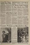 Montana Kaimin, November 14, 1968