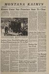 Montana Kaimin, November 15, 1968