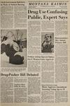 Montana Kaimin, January 22, 1969