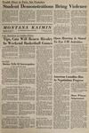 Montana Kaimin, January 24, 1969