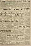 Montana Kaimin, January 28, 1969