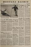 Montana Kaimin, January 31, 1969