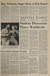 Montana Kaimin, February 12, 1969
