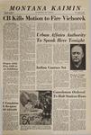 Montana Kaimin, February 13, 1969