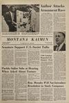 Montana Kaimin, February 25, 1969