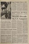 Montana Kaimin, February 26, 1969