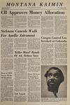 Montana Kaimin, March 6, 1969