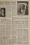 Montana Kaimin, March 11, 1969