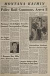 Montana Kaimin, April 11, 1969